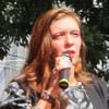Instructor Sylvia Caringi