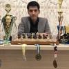 Instructor FM Daler Vakhidov