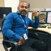 Instructor Sathish Athmanathan