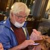 Instructor Hank Quense