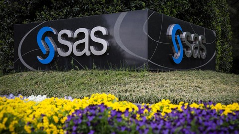 Complete & Practical SAS, Statistics & Data Analysis Course