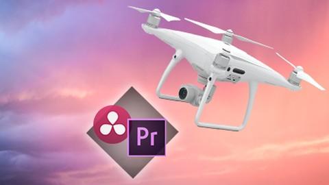 Phantom & Mavic Editing school - edit like a pro!