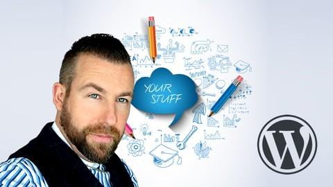 Build a Wordpress Logo Portfolio Website in 1 Hour