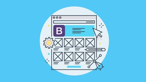 Master Bootstrap 4 (4.6.0) and code 7 projects with 25 pages