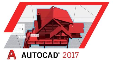 AutoCAD 2017 2D para iniciantes