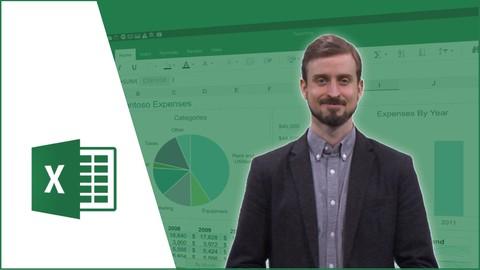 Microsoft Office Excel 2016: Part 2 (Intermediate Level)