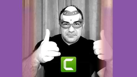 Camtasia 9 - Become a Guru in Creating E Learning Videos
