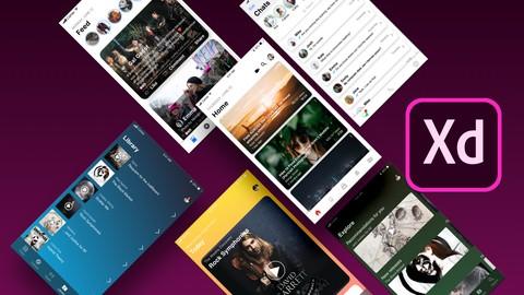 Adobe XD CC: Master Adobe's New App Design Tool