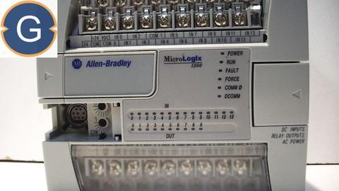 Allen Bradley Micrologix PLC Programming (PLC-SCADA-1)
