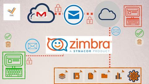 Administração de e-mails com Zimbra Open Source