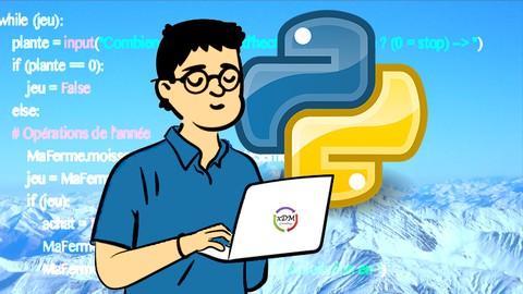 Python 3 : Formation complète à la programmation