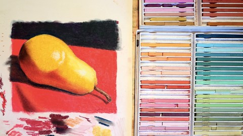 Realistic Pastel Drawing for Beginners