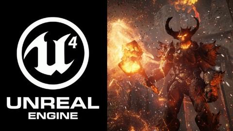 Unreal Engine desde 0: Crea 3 Juegos con Blueprints y C++