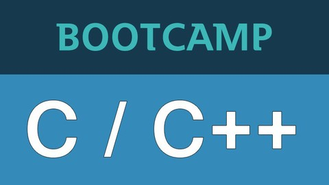 Learn C and C++ Bootcamp for Beginners