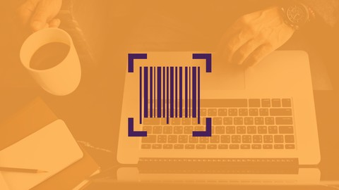 Barcode Video Tutorial in Hindi with Text