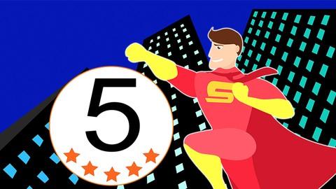 Become a Udemy Super Teacher: Win 5 Star Reviews, unofficial