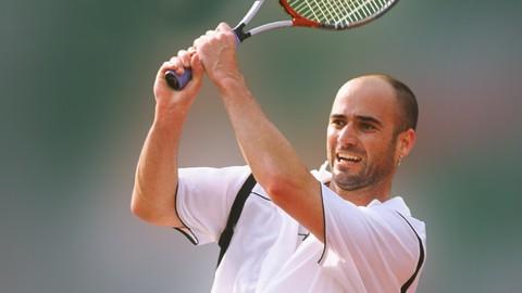Melhore Seu Jogo de Tênis: Aprenda com Andre Agassi