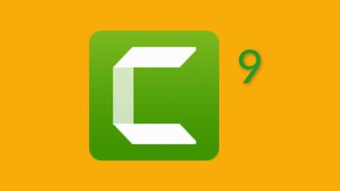 Camtasia 9- كيفية عمل فيدوهات تعليمية احترافيه