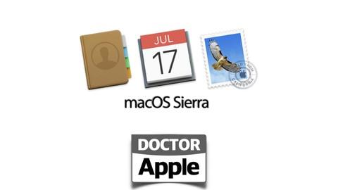 Contatos, Calendário e Mail - Sierra