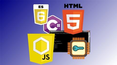 WebDev: Cool Parts with HTML5, JavaScript ES6 & CryptoJS