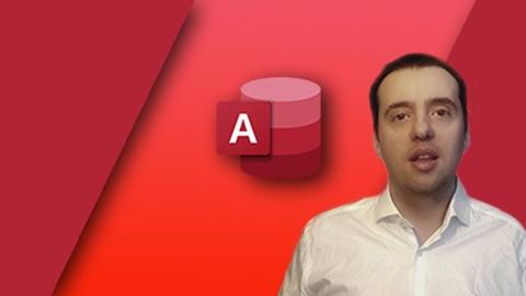 Microsoft Access: Access Level 1 & 2 (GUI, Macros, VBA)