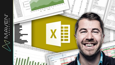 Microsoft Excel: Business Intelligence w/ Power Query & DAX