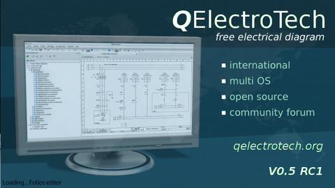 Dessiner des schémas électriques avec QElectroTech