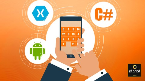 Xamarin Android Sliding Puzzle C#