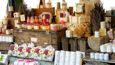 Soap and Cosmetic Business