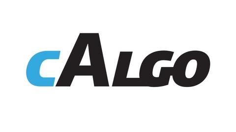 Fundamentals of cAlgo