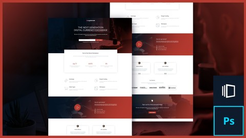 Design beautiful landing pages that generate quality leads