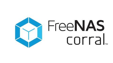 FreeNAS Corral - Treinamento Básico