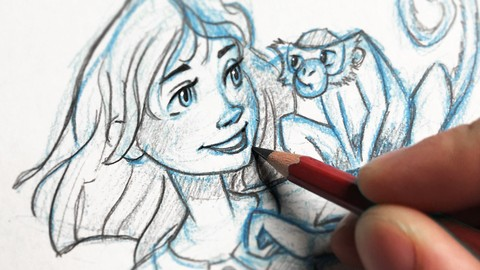Learn to Draw From Your Imagination - Step by Step