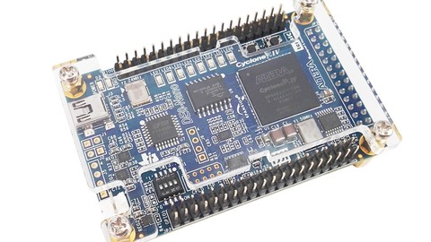 Altera FPGAs: Learning Through Labs using VHDL