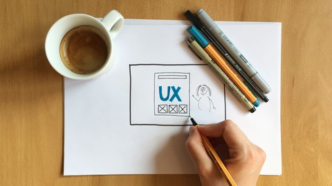Sketching for UX Designers - Boost UX work with pen & paper!