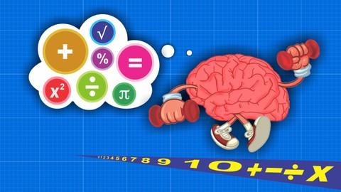Amazing 50+ Math Skills: Calculate Faster, Become Sharper.
