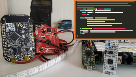 Beyond Arduino, Part 4: C for Embedded Applications