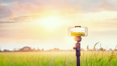 Curso Gratuito : Crie Vídeos Time Lapse Com Seu Smartphone