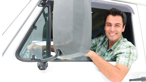 Truck Driving - An Introduction to Professional Trucking