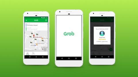 UI/UX Design: Design Grab Mobile App in Sketch 4 and Flinto