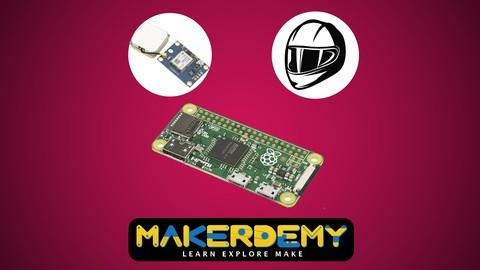Raspberry Pi based Smart Emergency Alert System Helmet