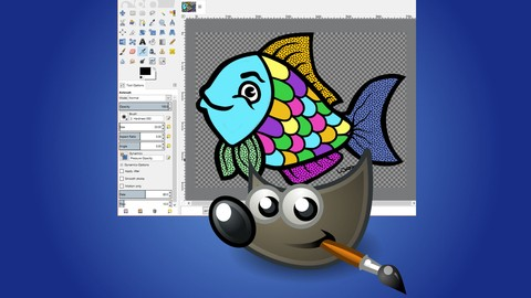 GIMP Computer Graphics For Kids and Beginners of any Age