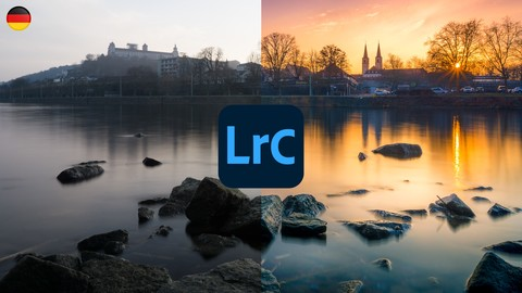 Adobe Lightroom CC: Landschaftsfotografie Master Class 2021