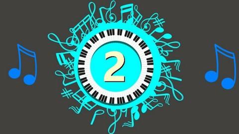 Rhythm #2: Play 16th Note -  EZ Dancing Ballad Fill - C Key