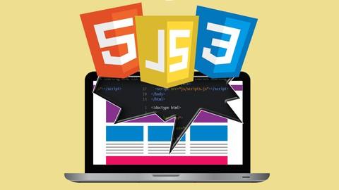 Front-end Web developer MasterClass HTML CSS JavaScript