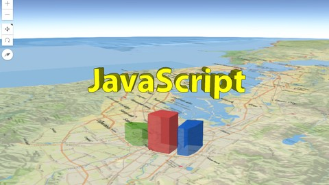 Learn 3D GIS Web Development with ArcGIS API in JavaScript