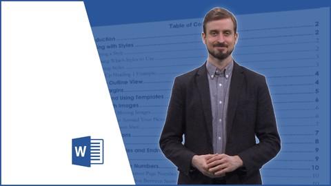 Microsoft Office Word 2016: Part 3 (Advanced)