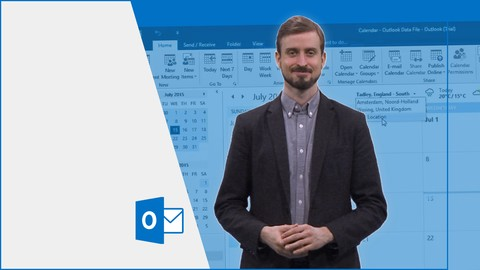 Microsoft Office Outlook 2016: Part 2 (Advanced)