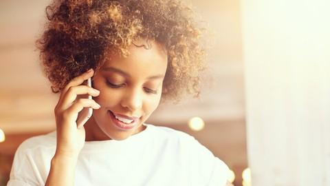 Phone Conversation in Danish