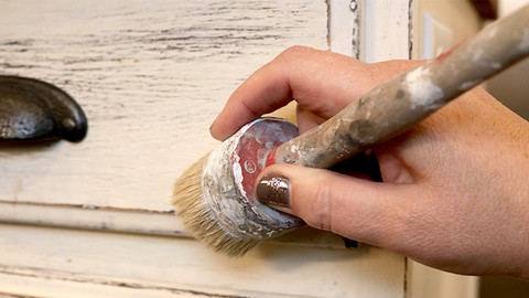 Transform your furniture with Chalk Finish Paint